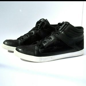 Calvin Klein Lyda Women Black Sneaker Size 8